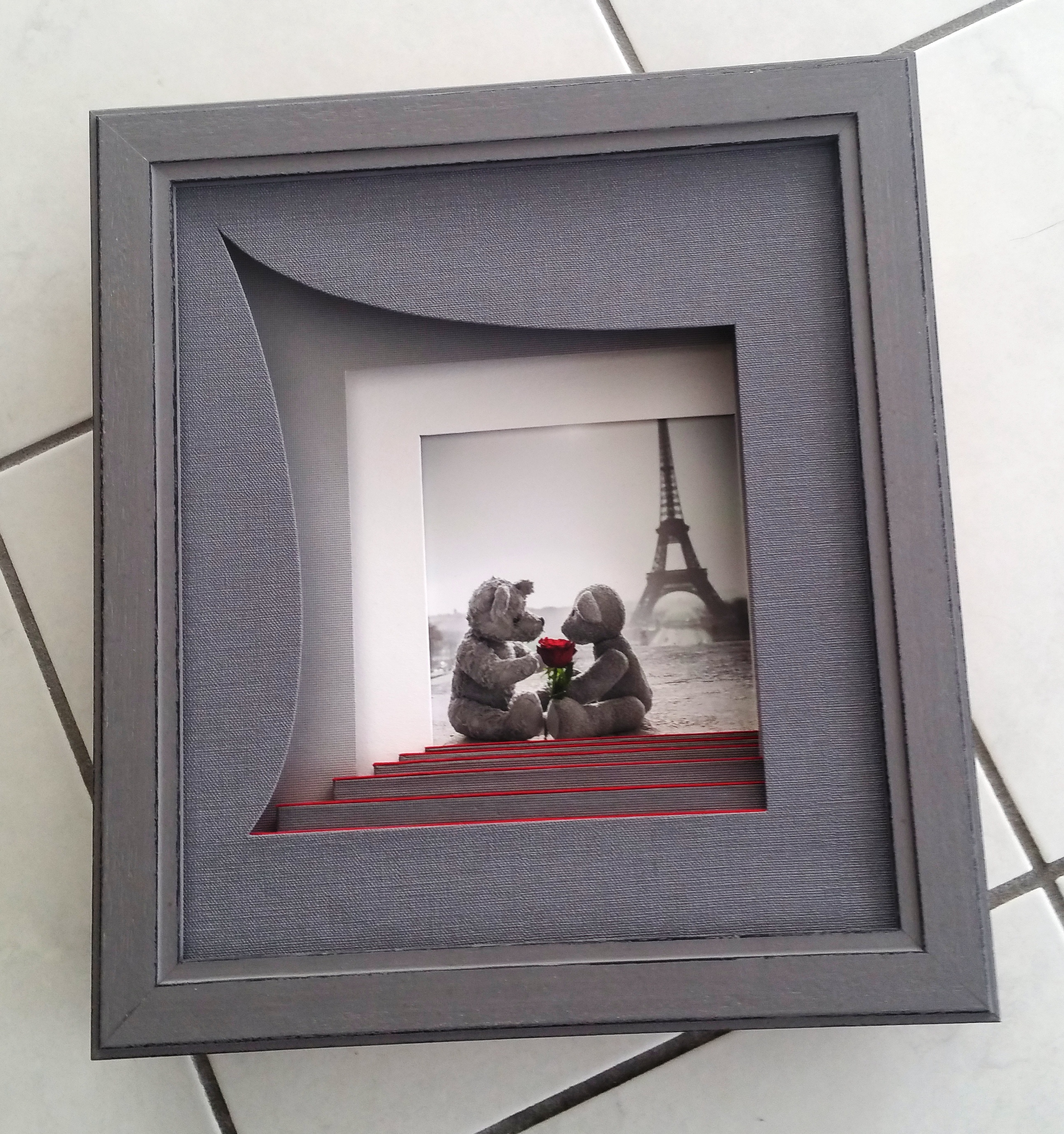 encadrement cartonnage alc. Black Bedroom Furniture Sets. Home Design Ideas