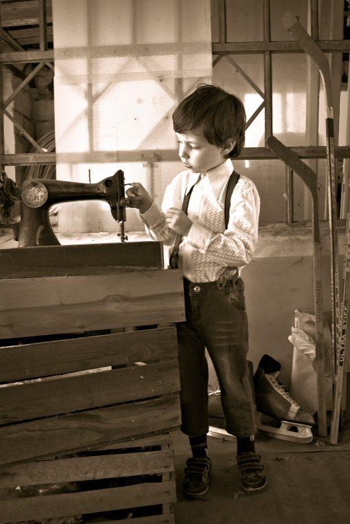 enfant couture
