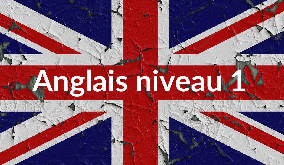 anglais-niveau-1